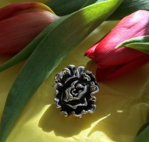 Mexican Silver Pendant