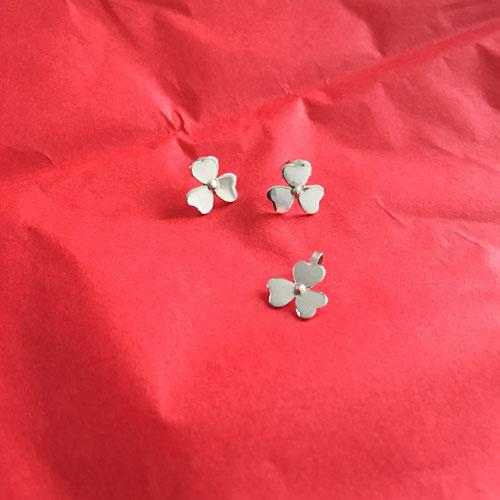 Daisy silver set