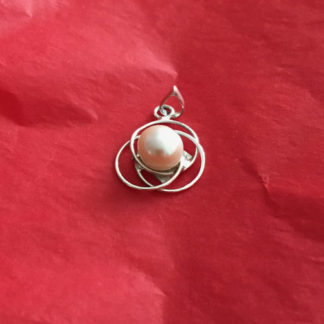 Pearl Nested Pendant