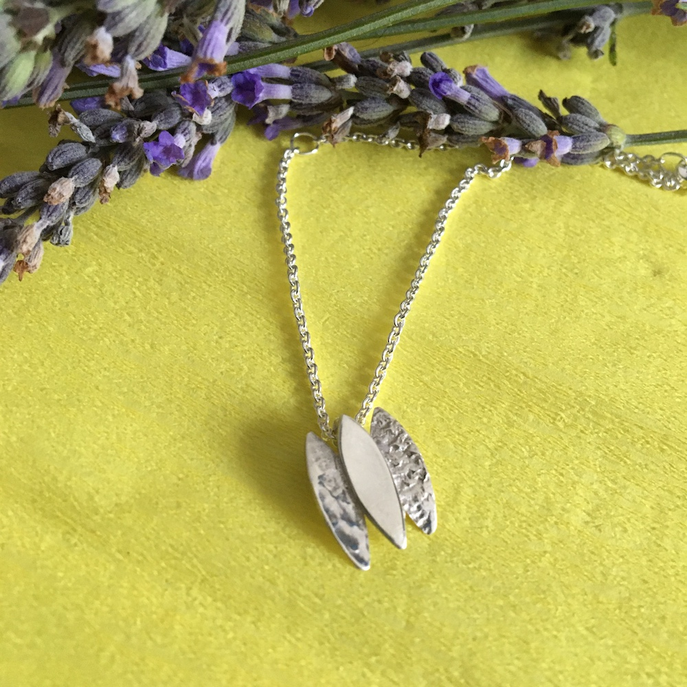 Mexican silver jewellery collection